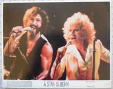A Star is Born. Original Movie Still, Barbara Streisand, Kris Kristofferson, '76